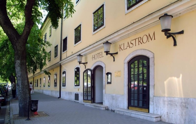 Hotel Klastrom***, Győr