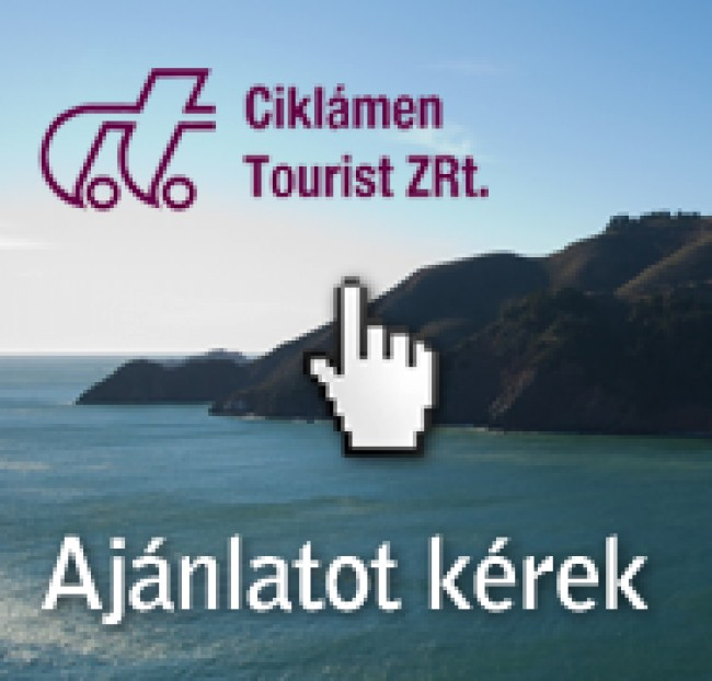 Ciklámen Tourist Zrt., Mosonmagyaróvár