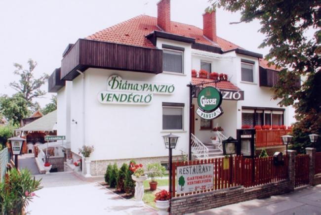 Diána Panzió Vendéglő, Sopron