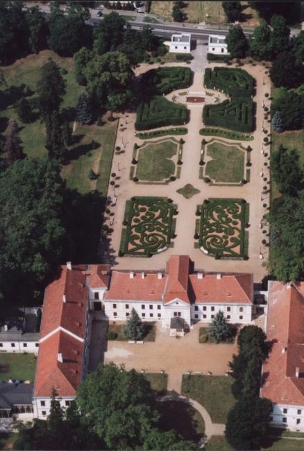 Széchenyi István Emlékmúzeum - Széchenyi-kastély, Nagycenk