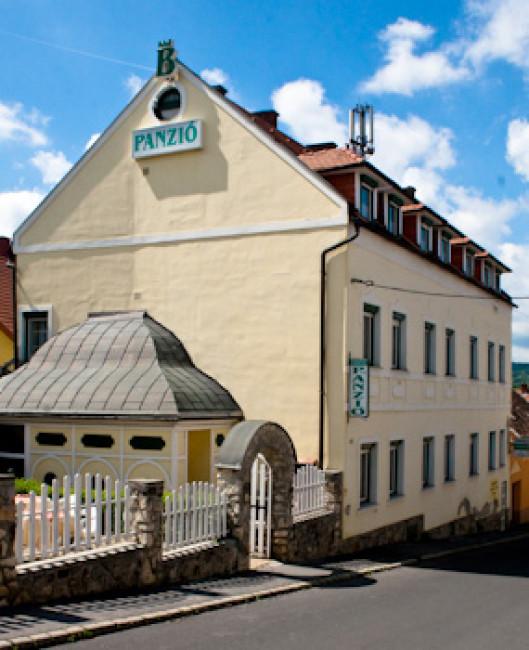 Bástya Panzió, Söröző, Sopron