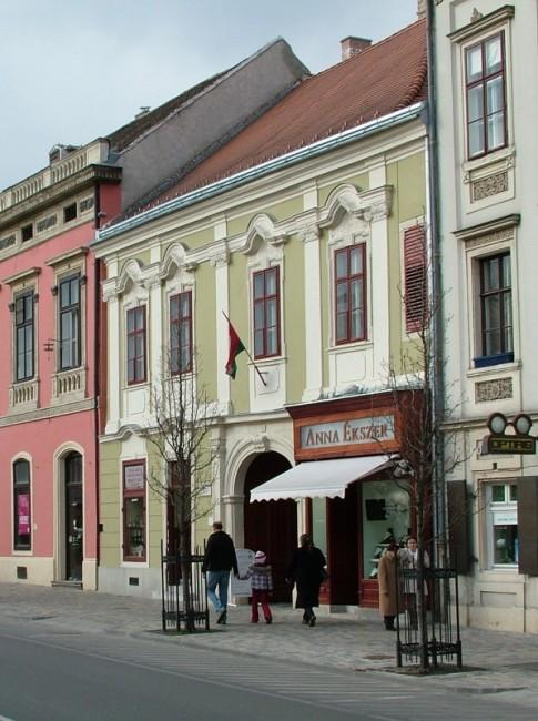 Soproni Katolikus Egyházművészeti Gyűjtemény, Sopron