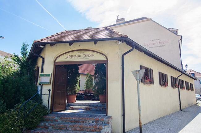 Jégverem Fogadó Étterem és Panzió, Sopron