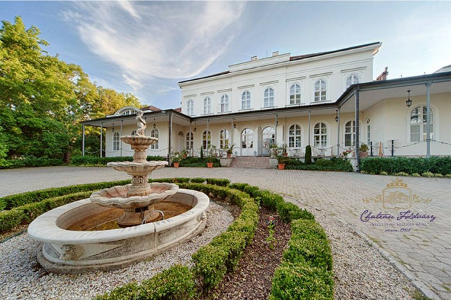 Chateau Földváry Resort & Spa, Öttevény