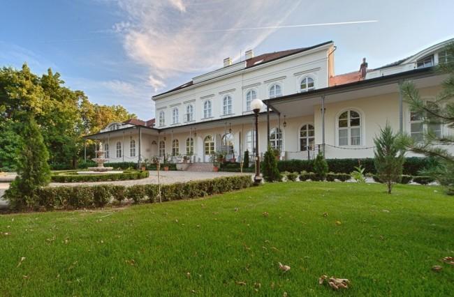 Chateau Földváry kastélyszálló, Öttevény
