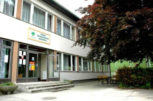 Soproni Gyermek- és Ifjúsági Tábor, az Erdő Háza, Sopron