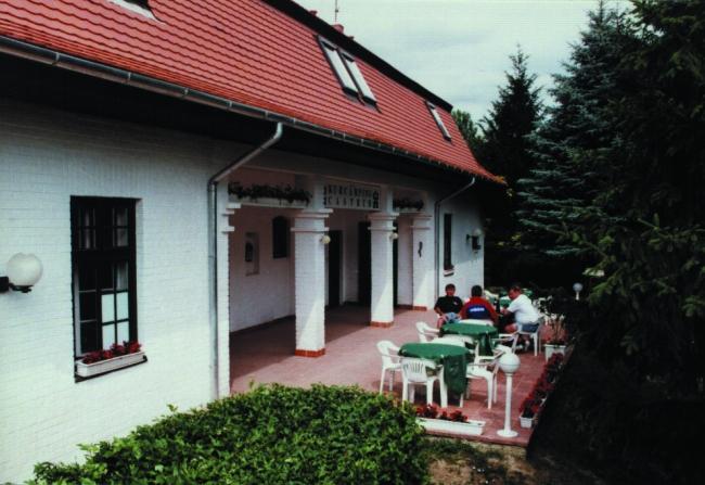 CASTRUM Gyógypanzió, Sopron (Balf)