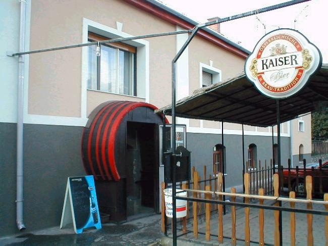 Remete - Panzió - Étterem, Csorna