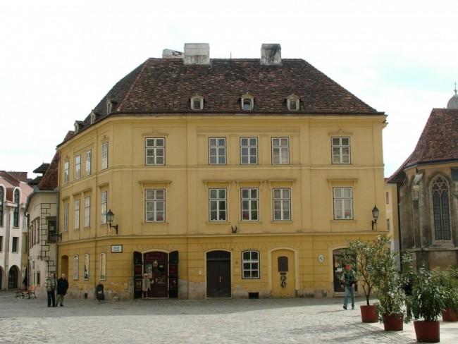Patika-ház – Patikamúzeum, Sopron
