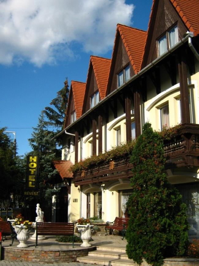 Révész Hotel, Győr