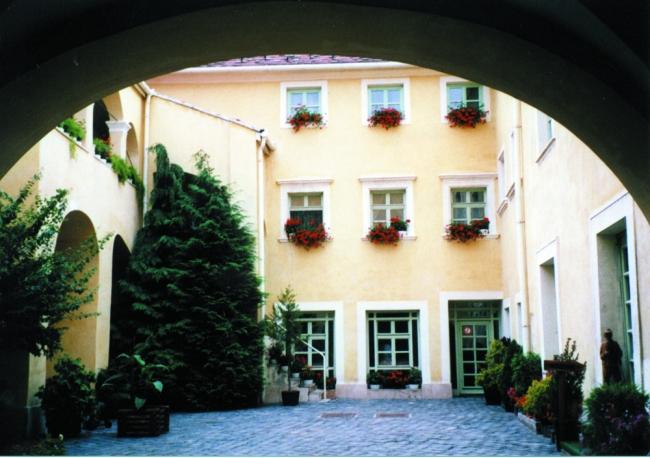 Erdészeti, Faipari<br/> és Földméréstörténeti Gyűjtemény (Esterházy palota), Sopron