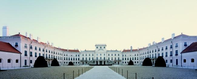 Esterházy-kastély, Kastélymúzeum, Fertőd