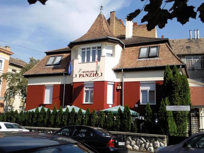 Hunyadi Hotel***, Győr