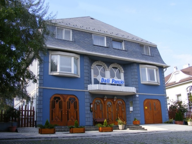 Dali Panzió, Sopron