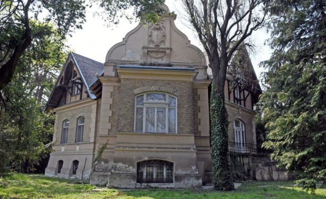 Haller Villa, Sopron