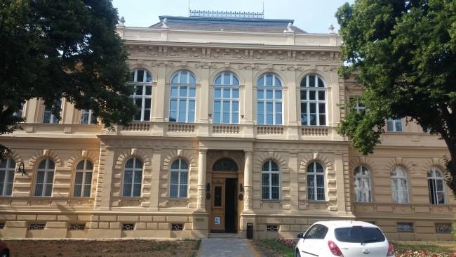 Soproni  Evangélikus Gyűjtemények /levéltár, könyvtár, múzeum/, Sopron