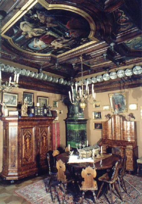Zettl-Langer Gyűjtemény/Múzeum és lakás /, Sopron