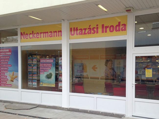 NECKERMANN Utazási iroda Tatabánya, Tatabánya