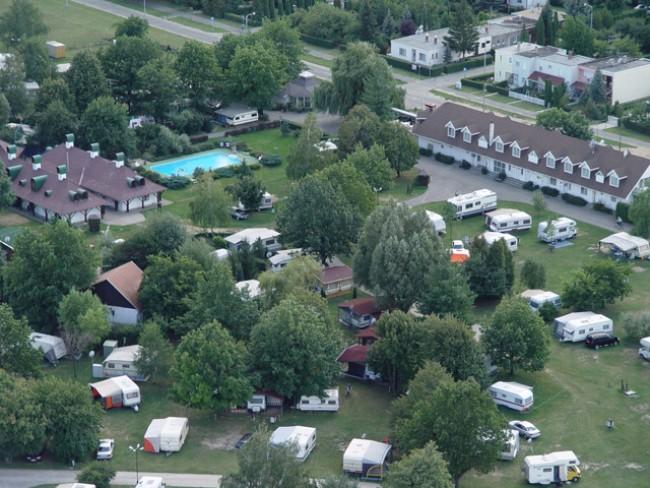 Romantik Camping Panzió és Étterem, Bük (Bükfürdő)