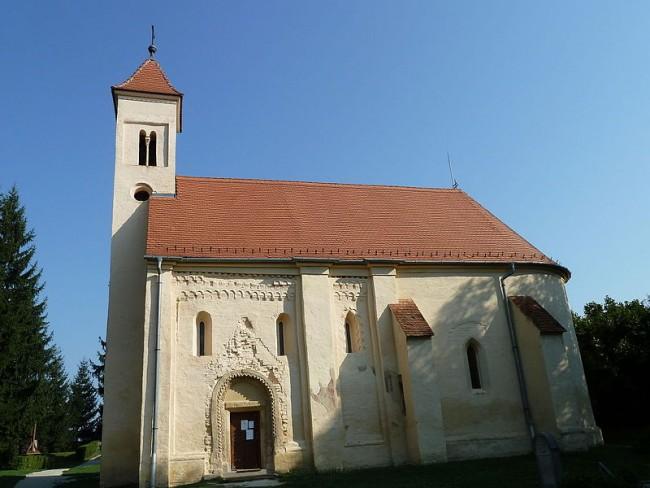 Szent Péter-templom (Őriszentpéter), Őriszentpéter