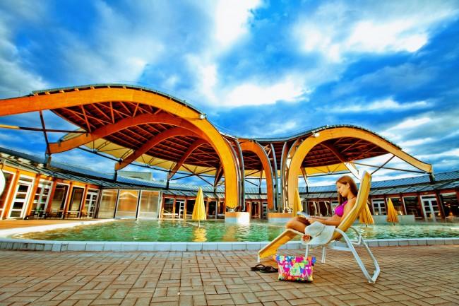 Bükfürdő Gyógy- és Élménycentrum, Bük (Bükfürdő)