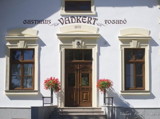 Vadkert Major-Vadkert Étterem és Kemping, Sárvár