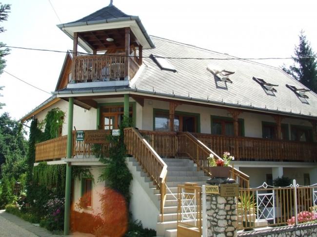 Gyöngyvirág Panzió - Camping                                                                                                                          , Kőszeg