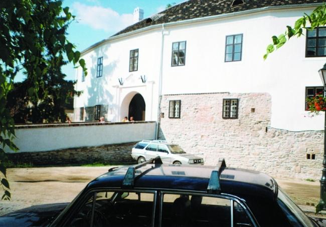 Főnix Ház (Jurisics Vár elővára), Kőszeg