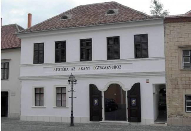 Arany Egyszarvú Patikamúzeum, Kőszeg