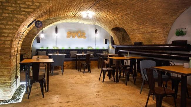 Smúz restaurant.café.bar, Szombathely