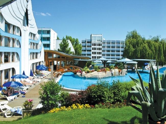 NaturMed Hotel Carbona****superior, Hévíz