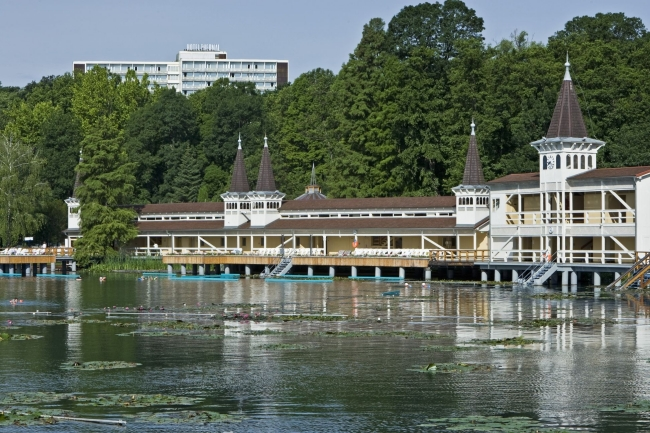 Danubius Health Spa Resort Hévíz****<sup>Superior</sup>, Hévíz