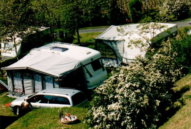 Panoráma Tourist Camping és Étterem, Cserszegtomaj