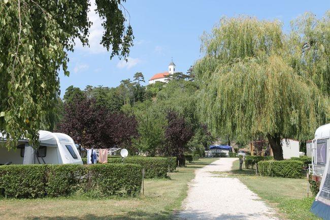 Balatontourist Park Kemping & Üdülőfalu, Vonyarcvashegy