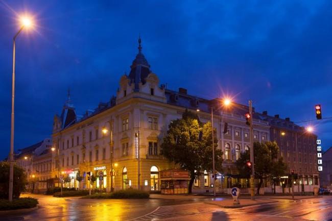 Hotel Arany Bárány, Zalaegerszeg