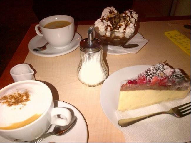 Muskátli Kávézó, Keszthely