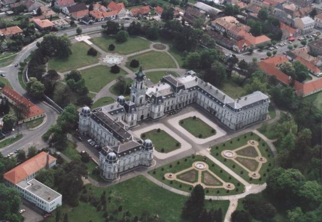 Helikon Kastélymúzeum - Festetics-kastély                                                                                                             , Keszthely