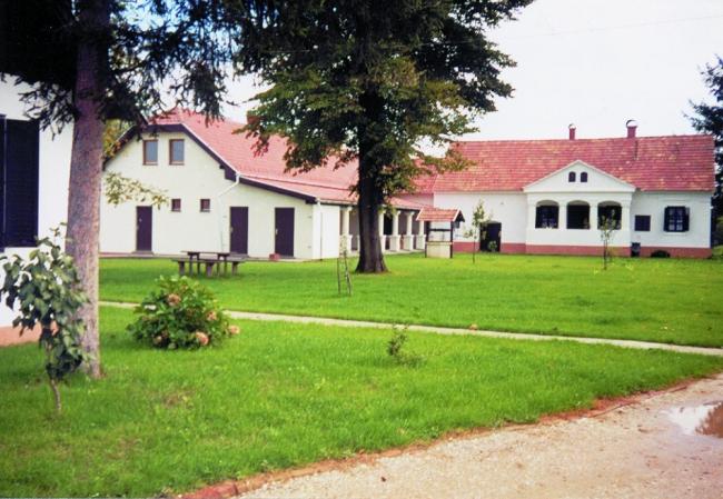 GÓ-NA Őrségi Szabadidő- és Rendezvényközpont, Szentgyörgyvölgy