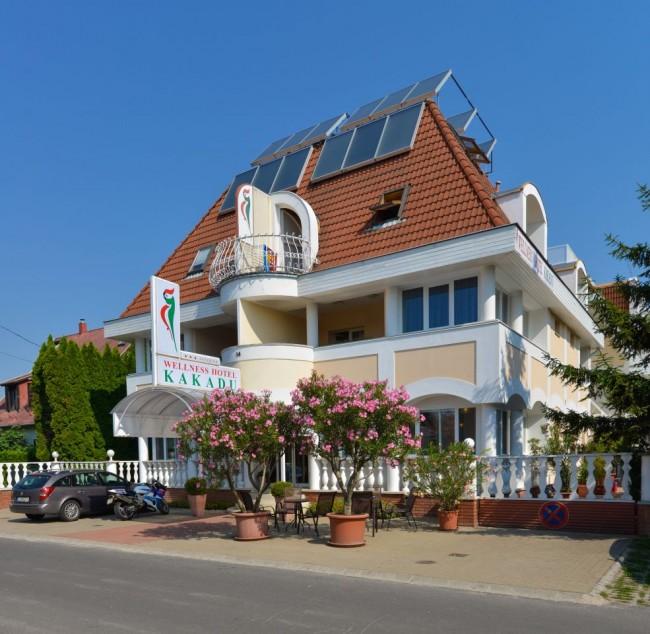 Wellness Hotel Kakadu***superior, Keszthely