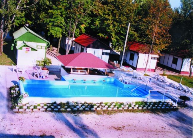 Tulipán Bungalow Camping Resort***, Gyenesdiás