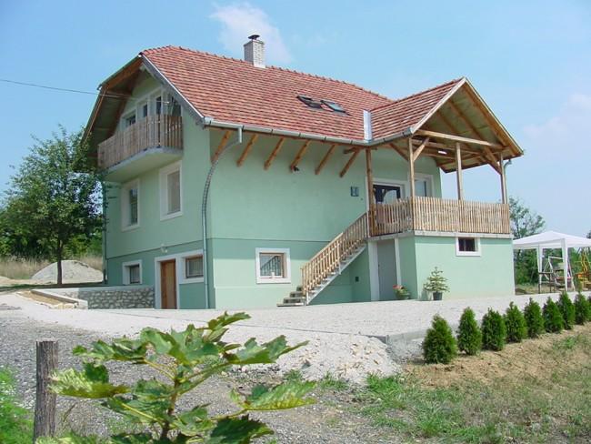 Béres Vendégház Egervár az Őrség szomszédságában, Egervár