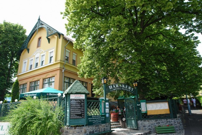 Hotel Neptun Panzió, Badacsonytomaj (Badacsony)