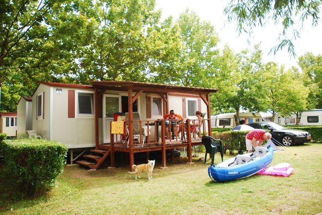 Balatontourist<br/>Strand-Holiday Kemping, Balatonakali