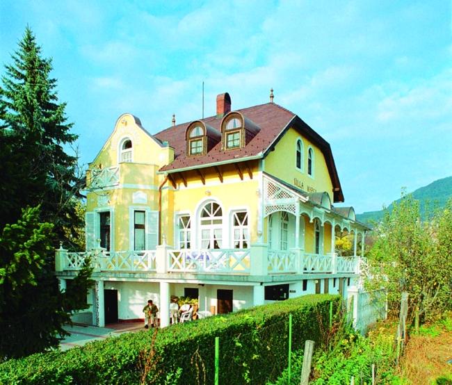 Villa Marica, Badacsonytördemic (Badacsonylábdihegy)
