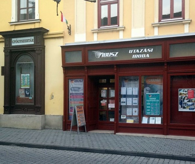 IBUSZ Utazási Iroda, Veszprém