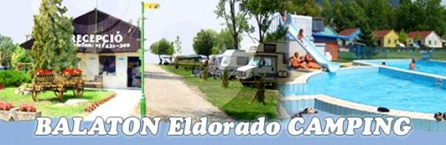 Balaton Eldorado Camping - Motel - Étterem, Badacsonytördemic (Badacsonylábdihegy)