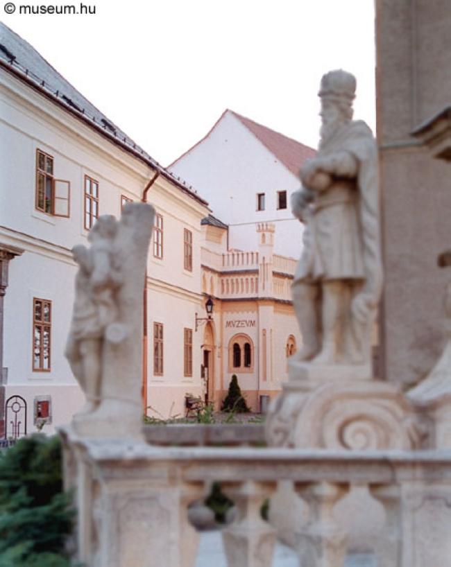 Gizella Királyné Múzeum                                                                                                                               , Veszprém