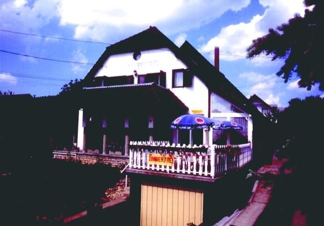 Rózsa Panzió Üdülőház                                                                                                                                 , Balatonfüred