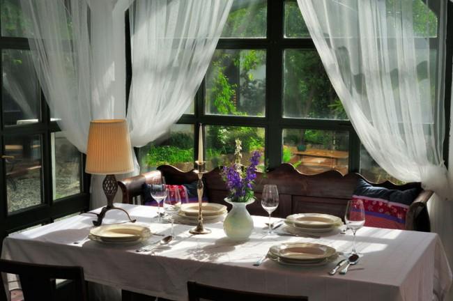Kővirág Panzió Étterem, Köveskál