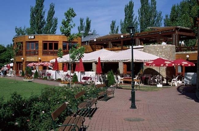 Borcsa Étterem                                                                                                                                        , Balatonfüred
